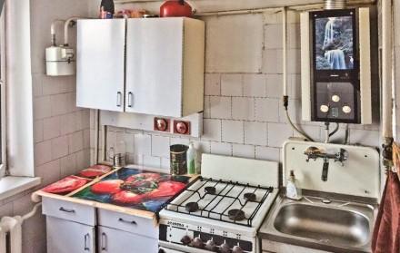 Продается 2-х комнатная квартира, на пятом этаже, в пятиэтажном панельном доме п. ЮТЗ, Николаев, Николаевская область. фото 7
