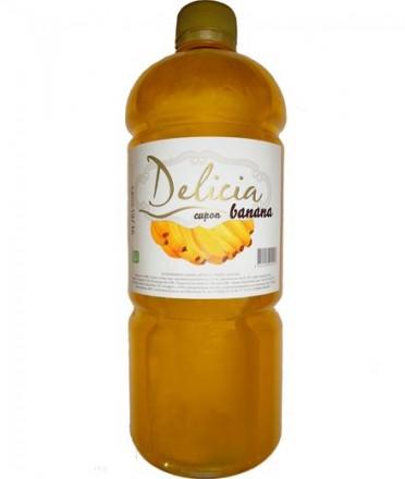 сиропы Delicia в ассортименте 1000 г. Киев. фото 1