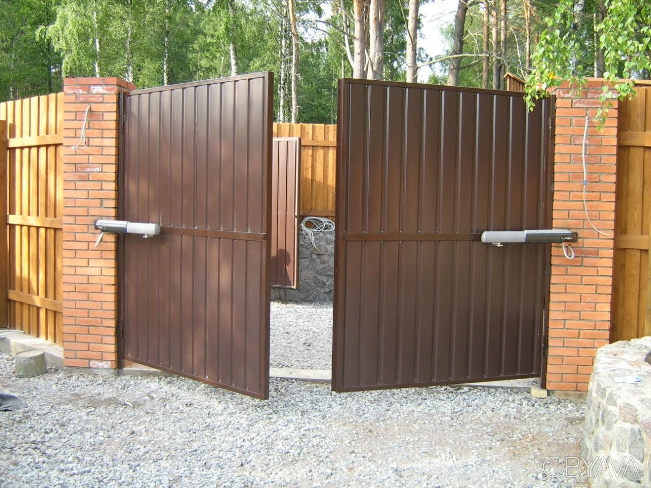 автоматические ворота екатеринбург скидки