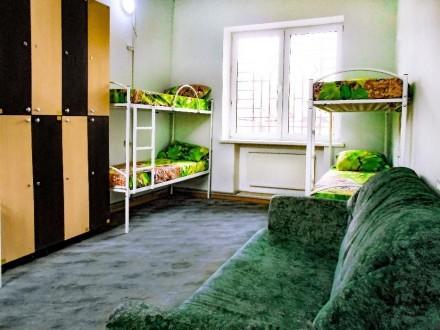 Комнаты парней в новом общежитии - хостеле, ул. Канатная. Одесса. фото 1