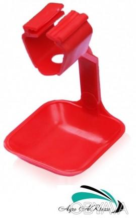 Пластиковий краплевловлювач.  Кріпиться на квадратну трубу та призначений для у. Львов, Львовская область. фото 1