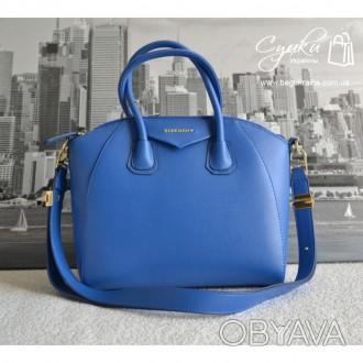 Очень крутая и стильная сумка «Живанши», сумка с логотипами. Качество отличное.. Одесса, Одесская область. фото 1