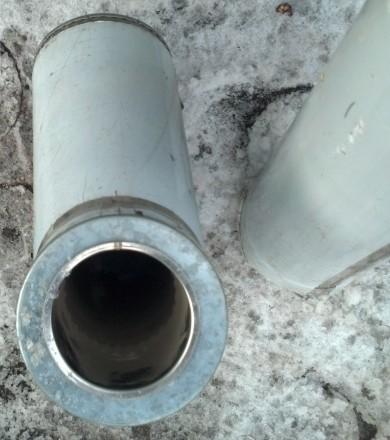 Модульний димоход. Підходять для газових та твердопаливних котлів , для каміна ,. Киев, Киевская область. фото 5