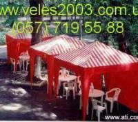 Предлагаем палатки и шатры для торговли и агитации отменного качества за демокра. Киев, Киевская область. фото 3