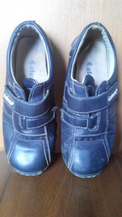 Туфли кожаные. Винница. фото 1