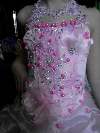 святкове плаття випускне нарядне. нарядное платье. Винница. фото 1