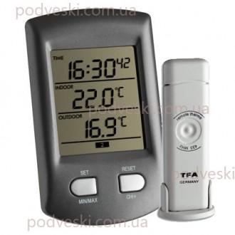 Предлагает большой ассортимент метеостанций, комнатных термометров, гигрометров,. Киев, Киевская область. фото 4