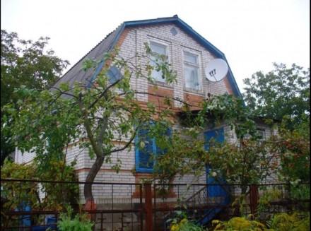 Продається дача за гайком,2 поверхи,Підвал, 3 кімнати. Другий поверх - вагонка. . Гаек, Белая Церковь, Киевская область. фото 3