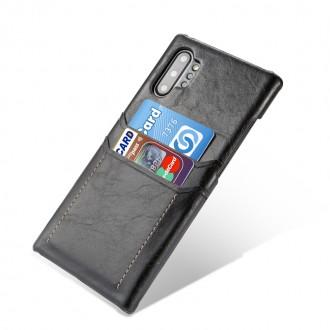 Чехол для телефона samsung S10 из восковой кожи с масляным покрытием в стиле рет. Николаев, Николаевская область. фото 4