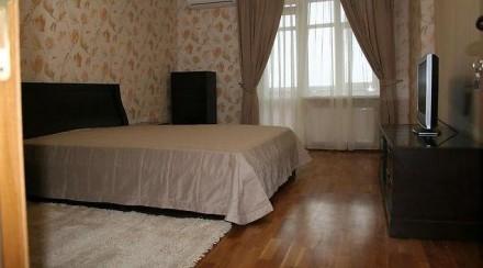 долгосрочная аренда квартира видовая квартира с дизайнерским ремонтом, укомплек. Киев, Киевская область. фото 5