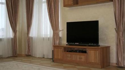 долгосрочная аренда квартира видовая квартира с дизайнерским ремонтом, укомплек. Киев, Киевская область. фото 7