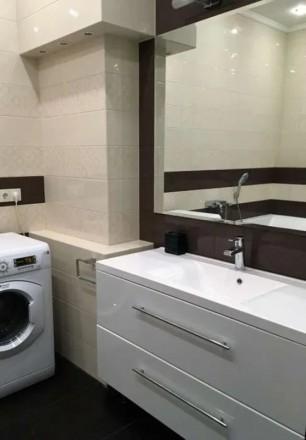Сдам свою 3-комнатную квартиру (кухня совмещена с гостиной, две спальни) в Киеве. Киев, Киевская область. фото 11