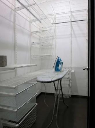 Сдам свою 3-комнатную квартиру (кухня совмещена с гостиной, две спальни) в Киеве. Киев, Киевская область. фото 8