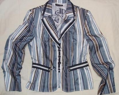 Пиджак Gerry weber женский,полоса. Гнивань. фото 1