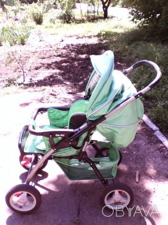Продам коляску в отличном состоянии. Звоните на все вопросы отвечу.. Одесса, Одесская область. фото 1