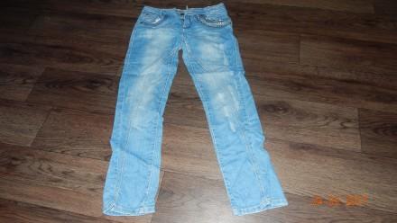 джинсы, длинна-85, шаг-66. Лозовая. фото 1