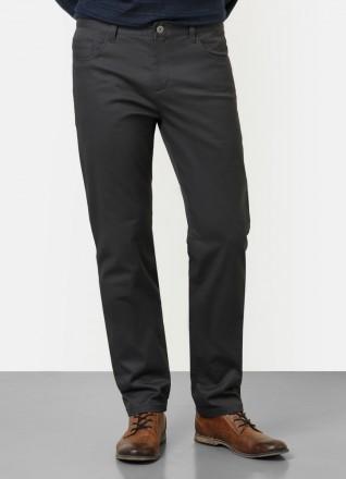 Мужские черные зауженные брюки Ostin. Ирпень. фото 1