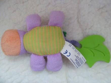 Продам игрушку ослик BIBA TOYS в очень хорошем состоянии. Когда потянуть за хвос. Полтава, Полтавская область. фото 4
