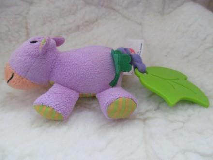 Продам игрушку ослик BIBA TOYS в очень хорошем состоянии. Когда потянуть за хвос. Полтава, Полтавская область. фото 3