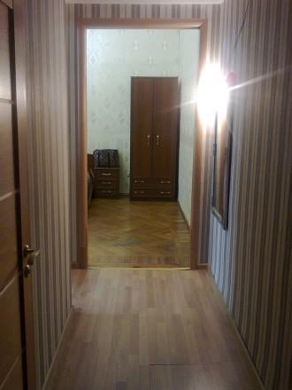 Сдам 1-комнатную квартиру с видом на море. Хороший ремонт. Большая площадь. Оба . Приморский, Одесса, Одесская область. фото 12