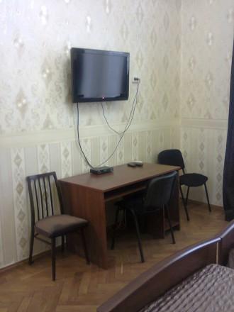 Сдам 1-комнатную квартиру с видом на море. Хороший ремонт. Большая площадь. Оба . Приморский, Одесса, Одесская область. фото 4