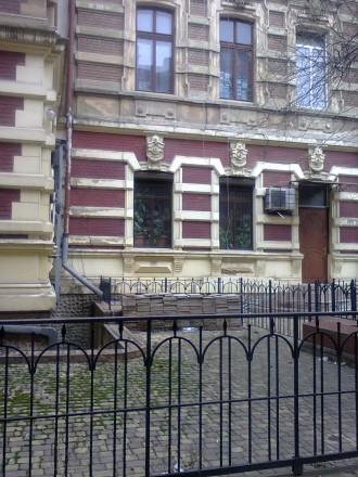 Сдам 1-комнатную квартиру с видом на море. Хороший ремонт. Большая площадь. Оба . Приморский, Одесса, Одесская область. фото 2