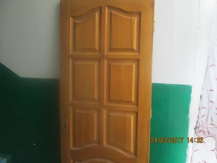 Дверь входная. Трускавец. фото 1