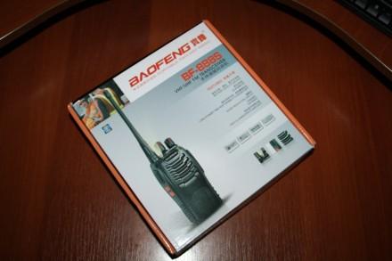 100% оригинал рация Baofeng BF-888S наложка. Черновцы. фото 1