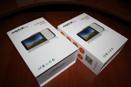 Full HD Автомобильный видеорегистратор Anytek AT66A. Черновцы. фото 1