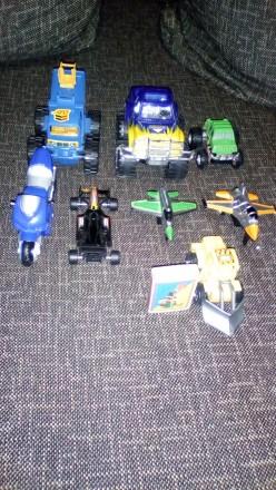 Набор игрушек. Кривой Рог. фото 1