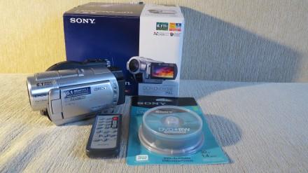 Продам видеокамеру Sony Handycam DCR-DVD 506 E. Харьков. фото 1
