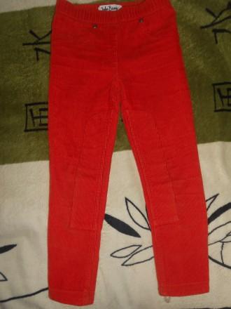 Вельветовые фирменные стильные штаны. Никополь. фото 1