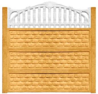 железобетонный декоративный забор,армированный,используем пластификатор, более 2. Житомир, Житомирская область. фото 6