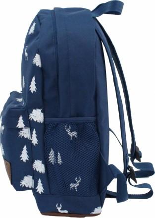 фото 1 - 7 Городской рюкзак, мягкий, легкий, вместительный, изготовлен из ткане. Харьков, Харьковская область. фото 7