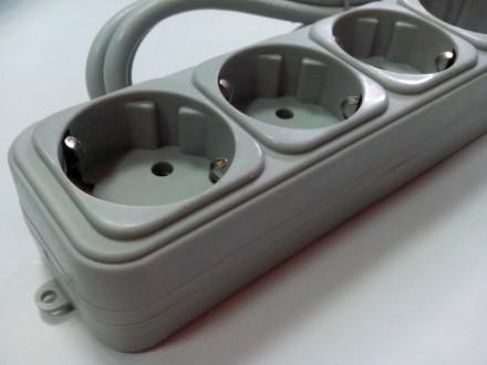 Сетевой фильтр/удлинитель 250 в/16 А. Купянск. фото 1