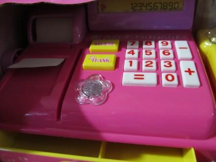 Кассовый аппарат Новый Сканер пикает,касса открывается Касса,продукты,корзинк. Киев, Киевская область. фото 5