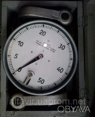 Динамометр ДПУ-5-2 (ДПУ-50-2) на 50kN (5т).