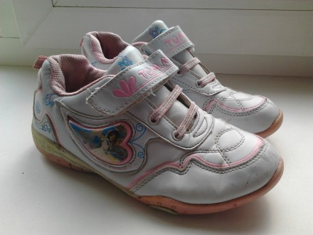 кроссовки на девочку. Лозовая. фото 1