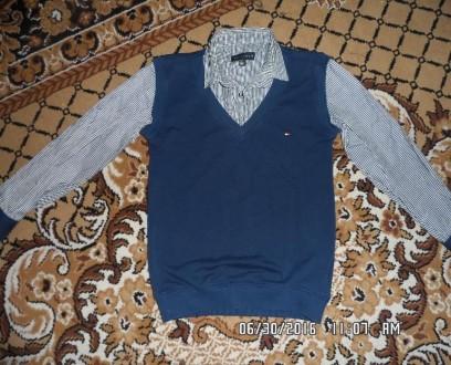 Рубашка жилетка. Киев. фото 1