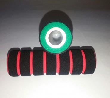 Неопреновые сменные ручки для гамаков и TRX, цена за пару 50 грн, уплотнённые вн. Херсон, Херсонская область. фото 3