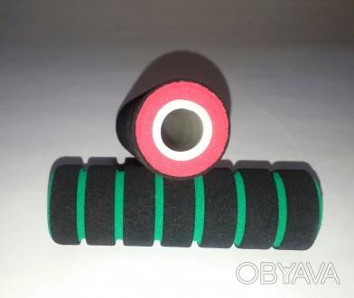 Неопреновые сменные ручки для гамаков и TRX, цена за пару 50 грн, уплотнённые вн. Херсон, Херсонская область. фото 1