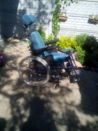 Коляска инвалидная б/у.. Знаменка. фото 1