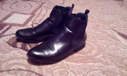 Продам стильні чобітки/ботинки (весна-осінь) ціна договірна. Львов. фото 1