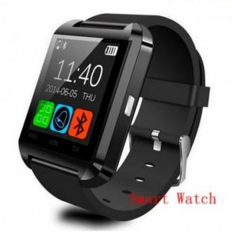 Умные часы Uwatch U8 Smart Watch. Киев. фото 1