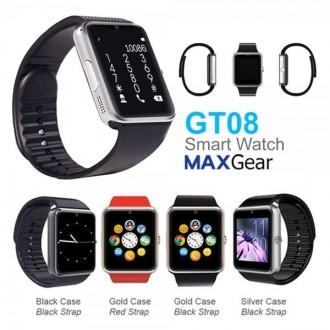 Умные смарт часы Smart Watch GT08 Original. Киев. фото 1