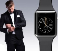 Умные cvfhn часы Smart Watch A1Turbo (G10) ORIGINAL. Киев. фото 1