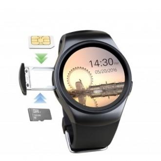 Смарт часы Smart Watch KingWear KW 18 Флагман фирмы UWatch!. Киев. фото 1