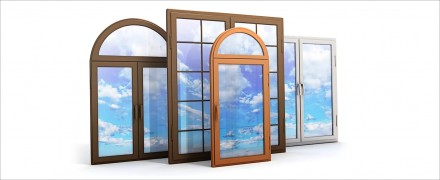 Окна, балконные рамы. Чернигов. фото 1