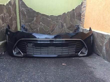 Продам бампер, Тойота Камри, 2017 год, двигатель 2,5. Харьков. фото 1