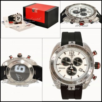 Tissot Tony Parker PRS 330 Chronograph Limited Edition. Киев. фото 1